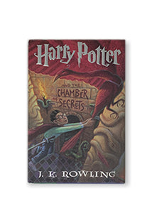 Harry Potter and the Chamber of Secrets (Year 2: First Edition)