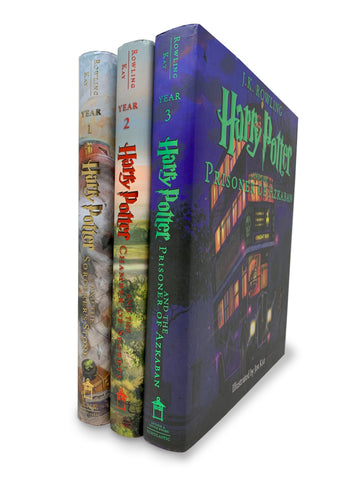 Harry Potter: The Illustrated Collection_J.K. Rowling