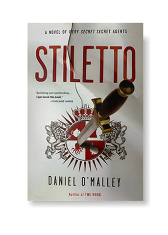 Stiletto: A Novel_Daniel O'Malley