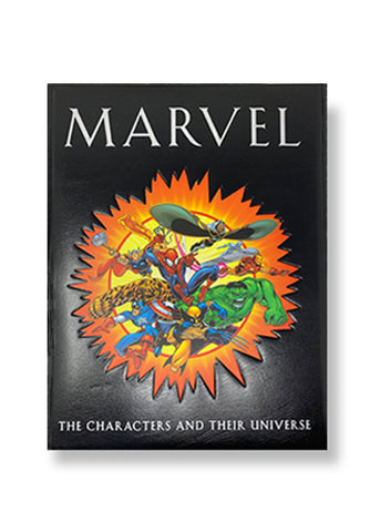 Marvel: The Characters and Their Universe_Michael Mallory