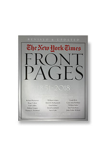 The New York Times Complete Front Pages: 1851-2018_New York Times