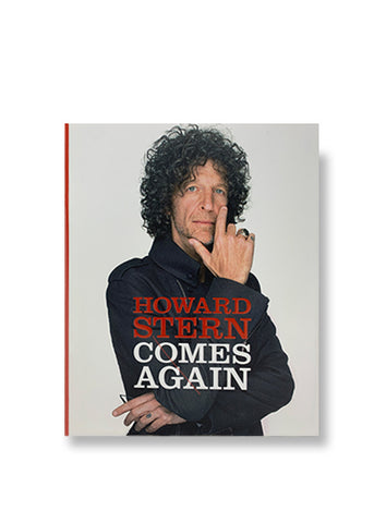 Howard Stern Comes Again_Howard Stern