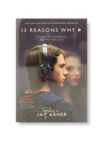 Thirteen Reasons Why_Jay Asher