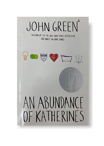 An Abundance of Katherines_John Green