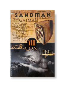 The Sandman Vol. 8: World's End_Neil Gaiman