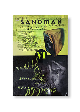 The Sandman: Fables & Reflections_Neil Gaiman