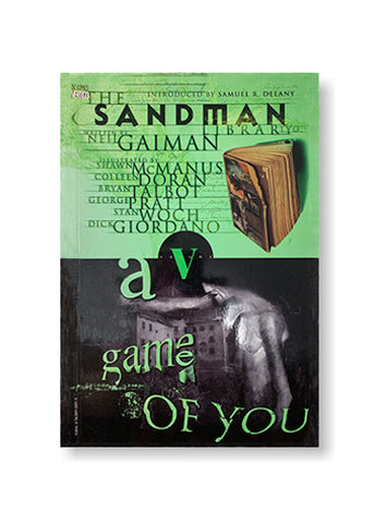 The Sandman: A Game of You_Neil Gaiman