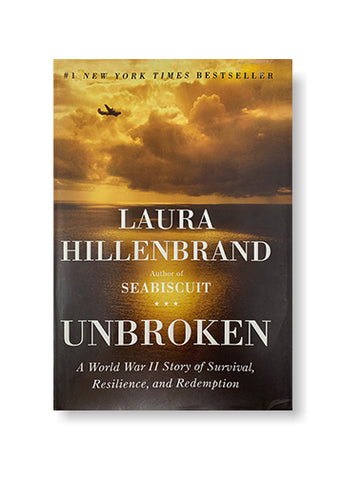 Unbroken: A World War II Story of Survival, Resilience, and Redemption_Laura Hillenbrand