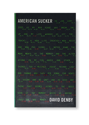 American Sucker_David Denby