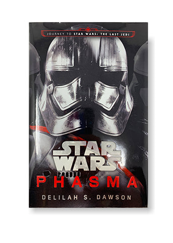 Phasma (Star Wars), Journey to Star Wars: The Last Jedi_Delilah Dawson
