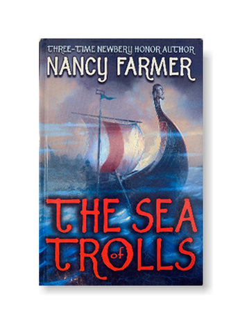 The Sea of Trolls (Sea of Trolls Trilogy Series #1)_Nancy Farmer