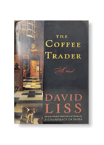The Coffee Trader_David Liss