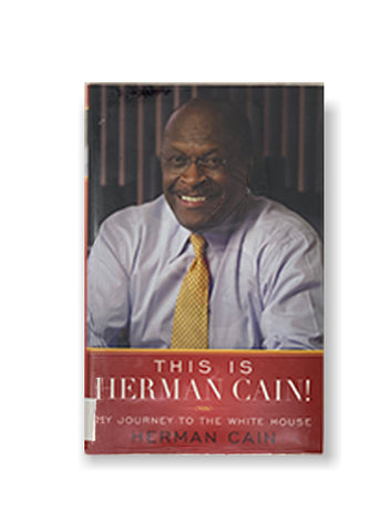 Herman Cain_This Is Herman Cain!: My Journey to the White House