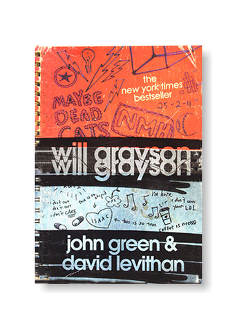 WillGrayson_JohnGreen_DavidLevithan