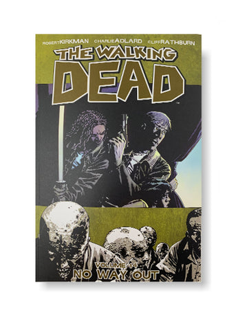 The Walking Dead, Volume 14: No Way Out_Robert Kirkman