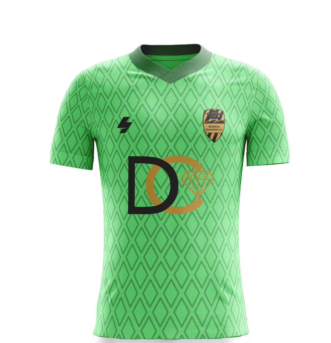 Manica Diamonds Away Goalkeeper