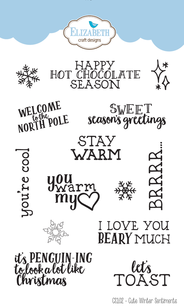 Cute Winter Sentiments