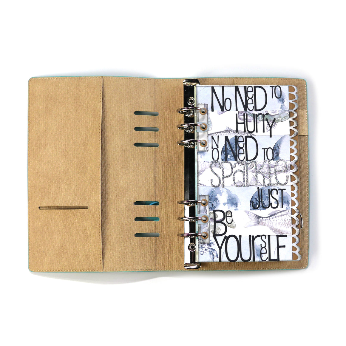 Planner Essentials 23 - Retro Alphabet Trio