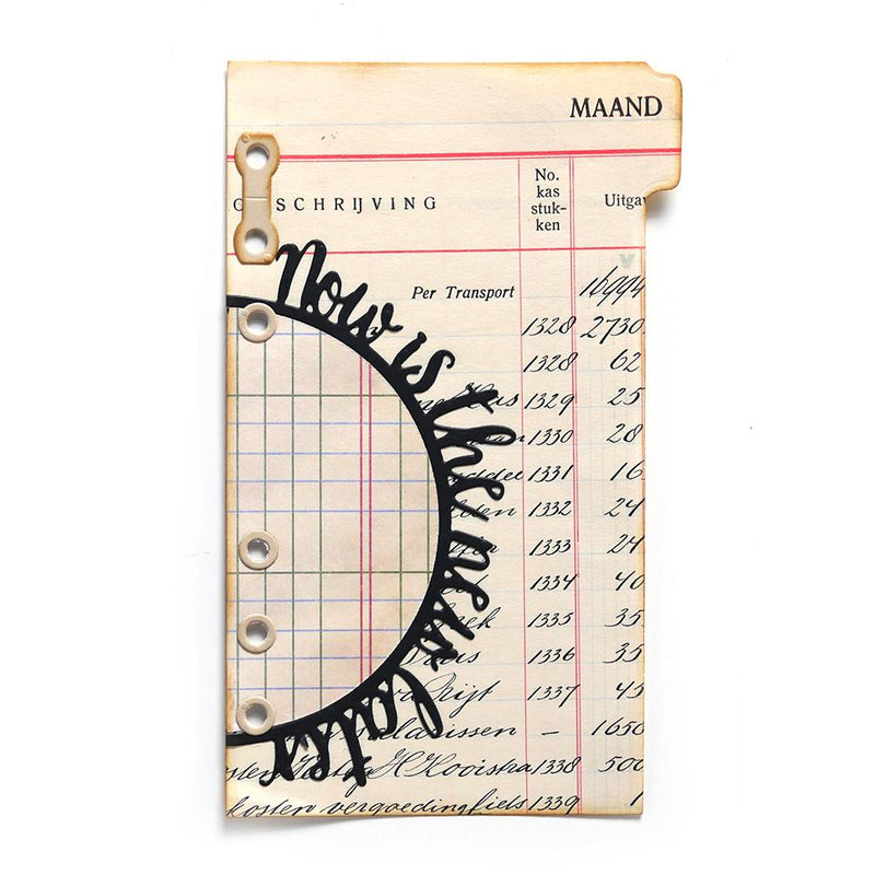 Planner Essentials 33 - Viewmaster Text Circles