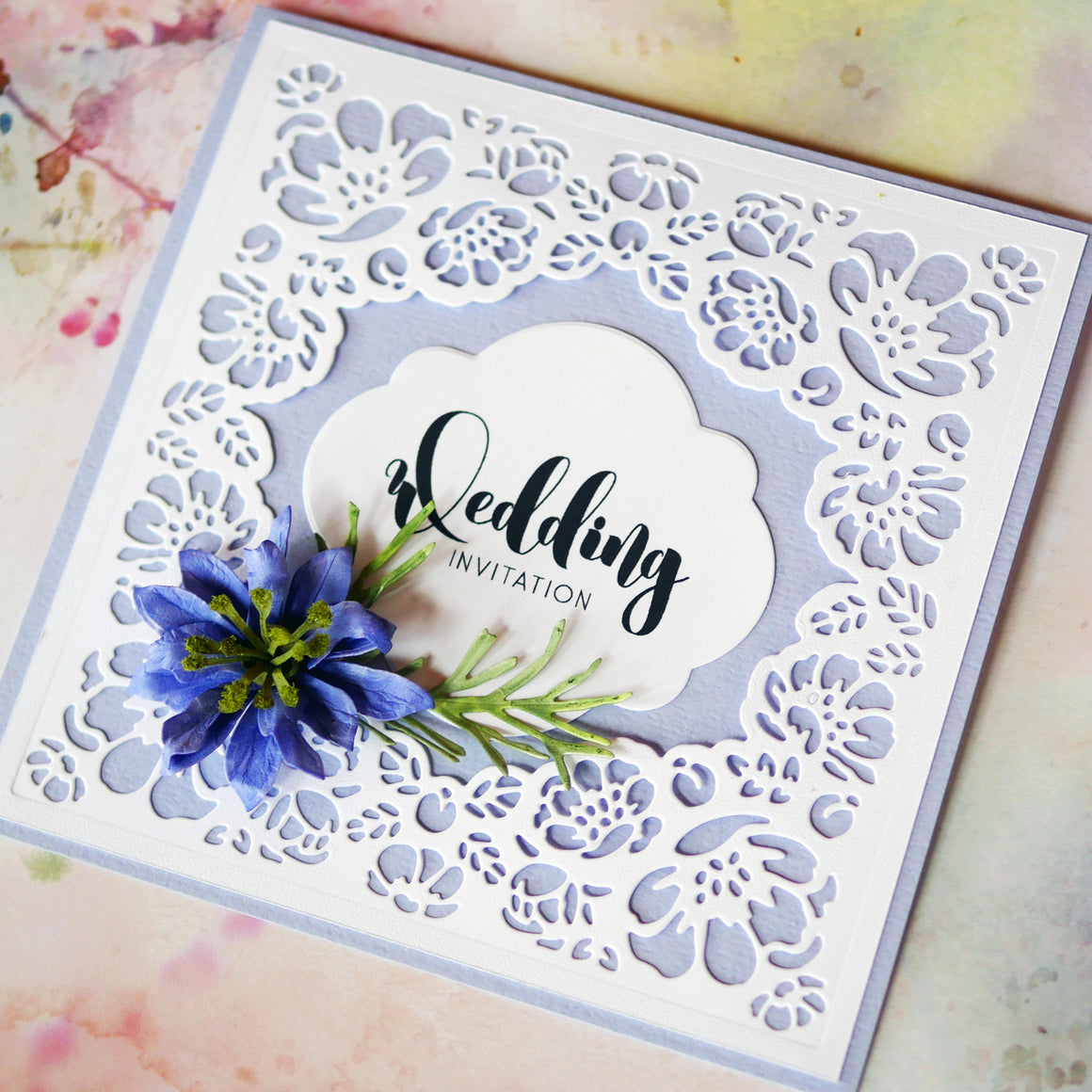 Stamp set - Wedding Sentiments