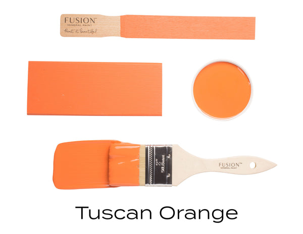 Fusion - Tuscan Orange - 500ml
