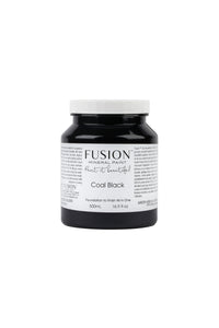 Fusion - Coal Black - 500ml