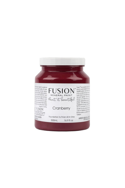 Fusion - Cranberry - 500ml