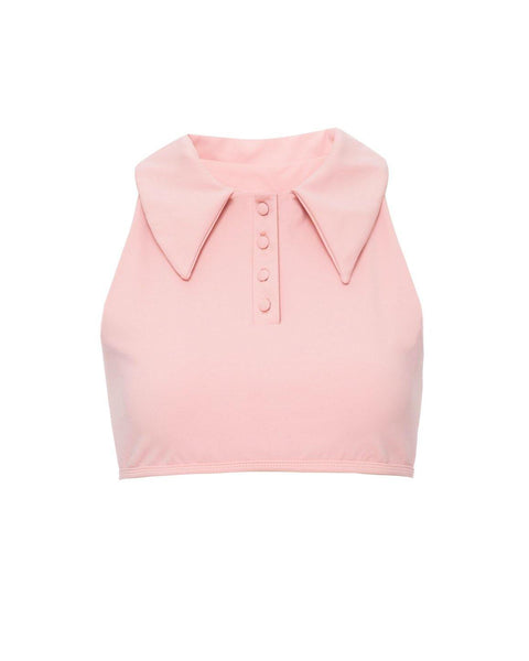 Tailored Blush Top