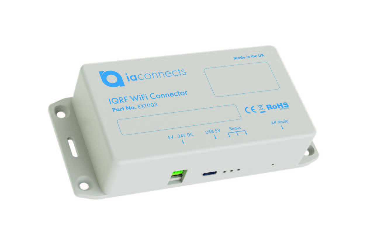 MobiusFlow iQRF WiFi Connector