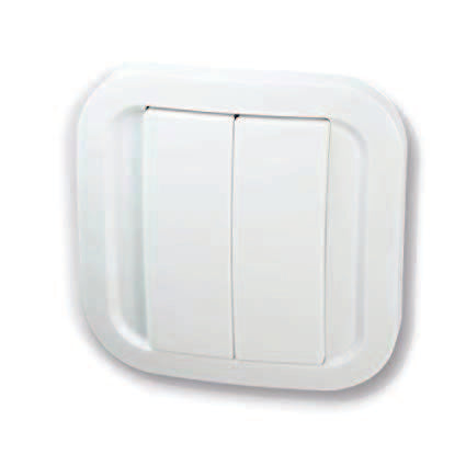 EnOcean Wall Switch - white
