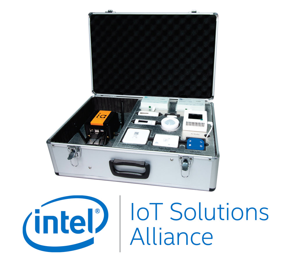 Intel IoT Smart Building Monitoring and Control Kit