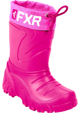 FXR Youth Svalbard Boot 19