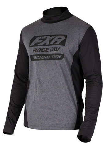 FXR Men's Race Div LE Longsleeve Mock Neck 19