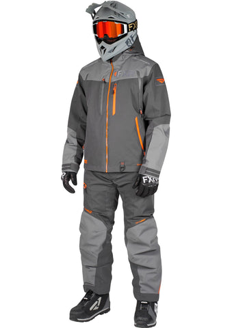 FXR Men's Elevation Lite Dri-Link 2pc Monosuit 19