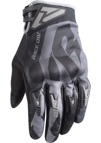 Factory Ride Adjustable Armor MX Glove 19