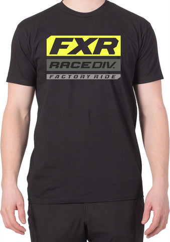 FXR Men's Race Division T-Shirt 20