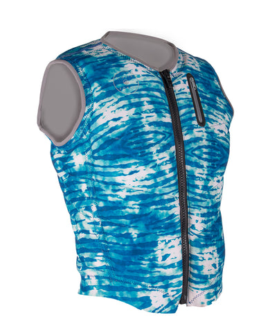 Gilet Liquid Force Breeze Comp Tie Dye pour femme