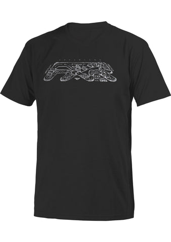 FXR Men's Dreamland T-Shirt 20