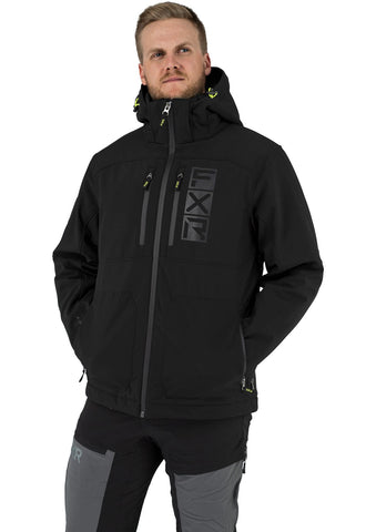 FXR Men's Vertical Pro Ins Softshell Jacket 21