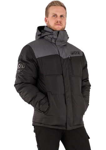 FXR Men's Elevation Synthetic Down Jacket 21