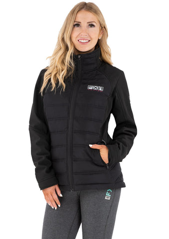 FXR Women's Podium Hybrid Synthetic Down Jacket 21