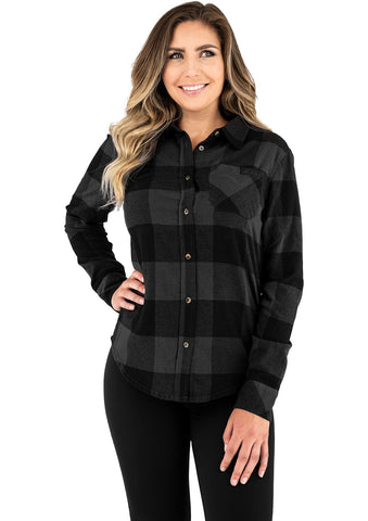 FXR Women's Timber Flannel Shirt 21