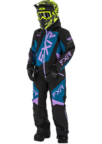 FXR Child's CX Monosuit 21