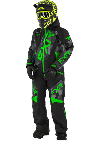 FXR Youth's CX Monosuit 21