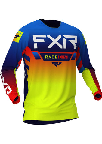 FXR Youth's Pro-Stretch MX Jersey 21