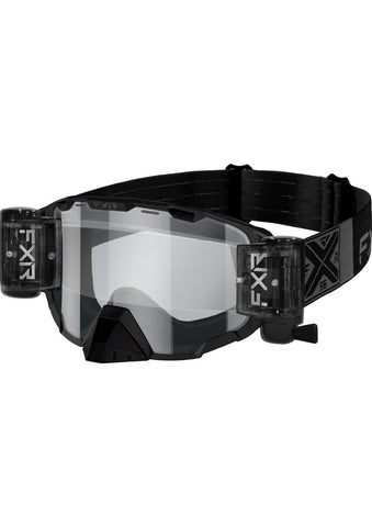 FXR Maverick Roll-Off MX Goggle 20