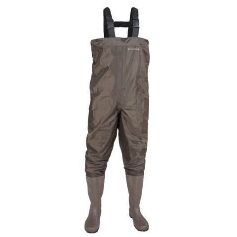 Compass360 Windward Chest Wader with Felt Sole
