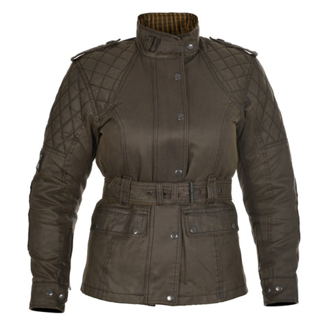 Oxford Products Legend Wax Jacket Women