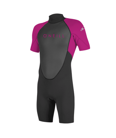 O'Neill Youth Reactor-2 2Mm Back Zip S/S Spring
