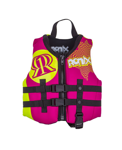 RONIX GIRL'S AUGUST VEST 30-50 LBS